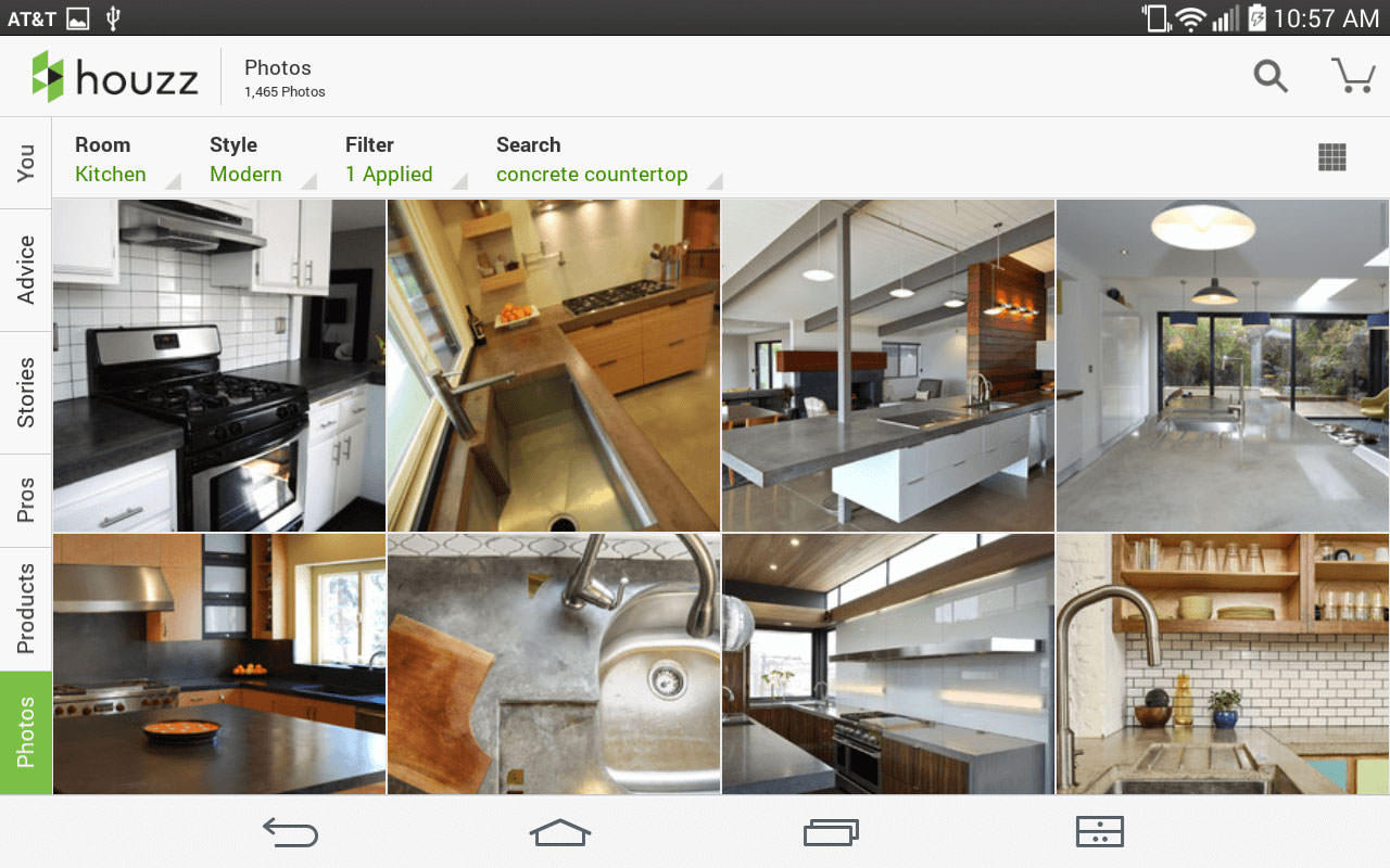 houzz-search